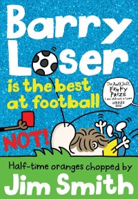 Cover Barry Loser is the best at football NOT!