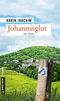 Cover Johannisglut