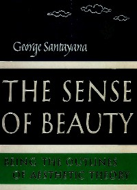 Cover The Sense of Beauty