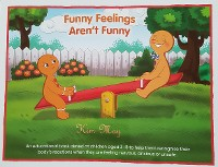 Cover Funny Feelings Aren't Funny