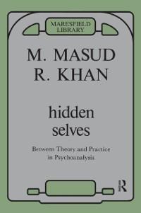 Cover Hidden Selves