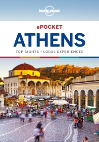 Cover Lonely Planet Pocket Athens