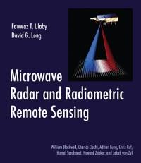 Cover Microwave Radar and Radiometric Remote Sensing