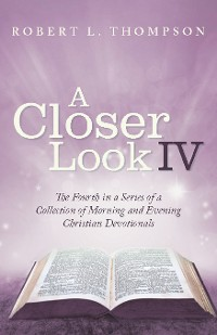 Cover A Closer Look Iv