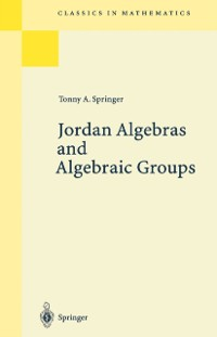 Cover Jordan Algebras and Algebraic Groups