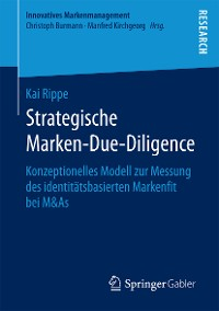 Cover Strategische Marken-Due-Diligence