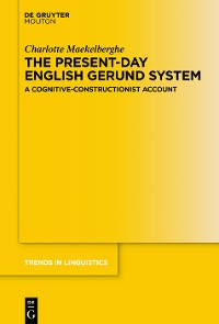 Cover The Present-day English Gerund System
