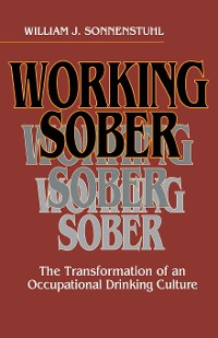 Cover Working Sober