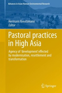 Cover Pastoral practices in High Asia