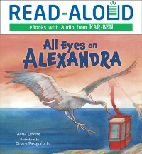 Cover All Eyes on Alexandra