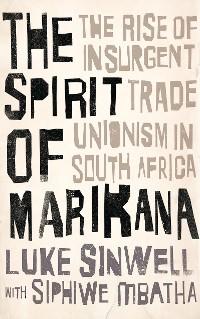 Cover The Spirit of Marikana