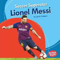 Cover Soccer Superstar Lionel Messi