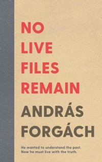 Cover No Live Files Remain