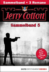 Cover Jerry Cotton Sonder-Edition Sammelband 5 - Krimi-Serie