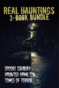 Cover Real Hauntings — 3-Book Bundle