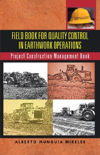 Cover Field Book for Quality Control in Earthwork Operations