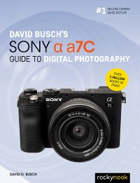 Cover David Busch's Sony Alpha a7C Guide to Digital Photography