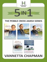 Cover The Pebble Creek Amish Series