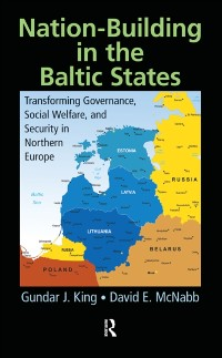 Cover Nation-Building in the Baltic States