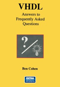Cover VHDL Answers to Frequently Asked Questions