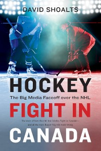 Cover Hockey Fight in Canada