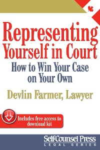 Cover Representing Yourself In Court (CAN)