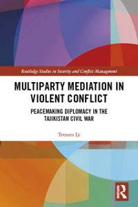 Cover Multiparty Mediation in Violent Conflict