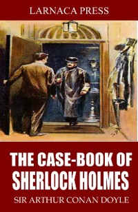 Cover Case-Book of Sherlock Holmes