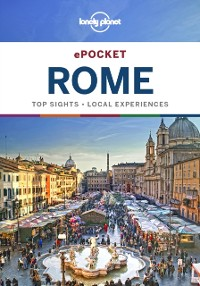 Cover Lonely Planet Pocket Rome