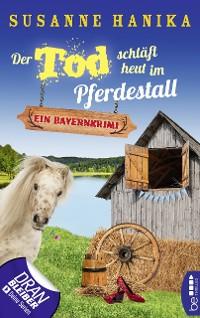 Cover Der Tod schläft heut im Pferdestall