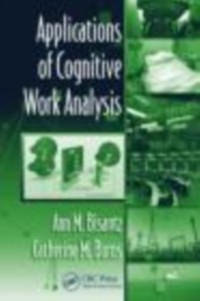Cover Applications of Cognitive Work Analysis