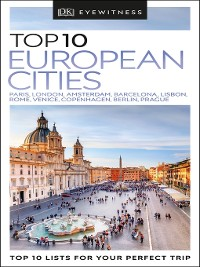 Cover DK Eyewitness Top 10 European Cities