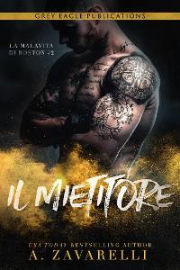 Cover Il Mietitore