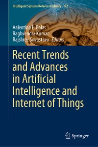 Cover Recent Trends and Advances in Artificial Intelligence and Internet of Things