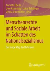 Cover Menschenrechte und Soziale Arbeit im Schatten des Nationalsozialismus