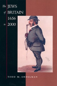 Cover The Jews of Britain, 1656 to 2000