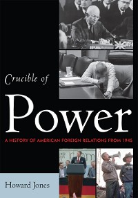 Cover Crucible of Power