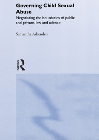 Cover Governing Child Sexual Abuse