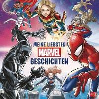 Cover Meine liebsten Marvel-Geschichten