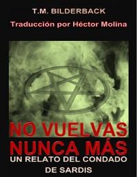 Cover No vuelvas nunca mas