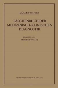 Cover Taschenbuch der Medizinisch-Klinischen Diagnostik