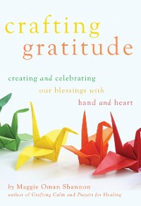 Cover Crafting Gratitude