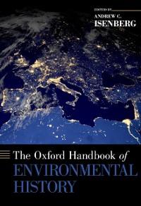 Cover Oxford Handbook of Environmental History