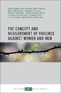 Cover The concept and measurement of violence