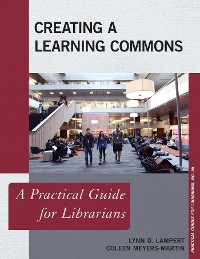 Cover Creating a Learning Commons