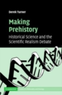 Cover Making Prehistory
