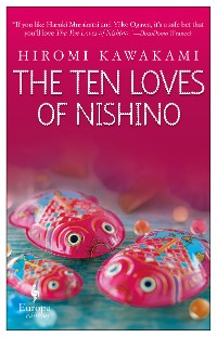 Cover The Ten Loves of Nishino