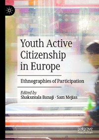 Cover Youth Active Citizenship in Europe