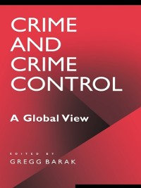 Cover Crime and Crime Control