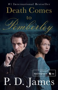 Cover Death Comes to Pemberley